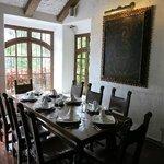 Nice table set