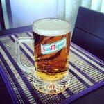 Nice cold beer !!