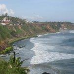 Vista del Cliff