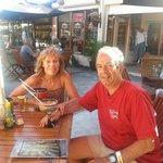 John & Kathy @ Wet Wendy's