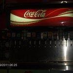 Maquina de refrigerantes