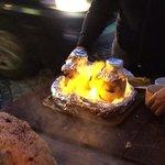 Hot pot kebab:))