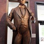 Museum of the Republic - Statue of Sam Houston