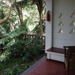 Von der Zimmer-Terrasse Rock Garden 4