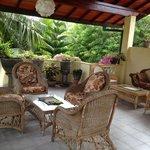 Terrasse pour se détendre