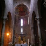 Sant'Andrea a Pistoia, abside