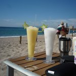 Beach tea & coffee