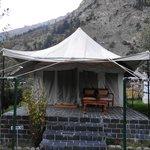 super deluxe tent