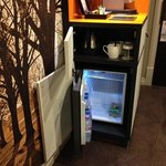 fridge