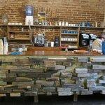 Coffee and refrescos bar