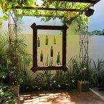 Lolita's patio