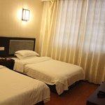 Room inside hotel