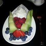 Breakfast, Fresh Fruit Parfait