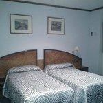 Camera doppia, due letti separati