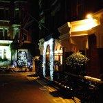 Dukes Hotel, bar and 36 restaurant