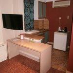 Photo de Hotel La Villa Blanche