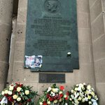 Schoneberg Rathaus JFK plaque