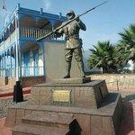 Estatua al soldado desconocido
