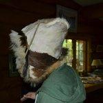 Alaskan Indian hat