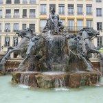 Fuente Bartholdi.