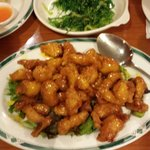 The best orange chicken ive ever eaten!!!