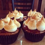 Sweetie Pie Cupcake (sweet potato molasses toasted marshmallow)