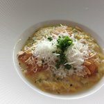 Crab pasta dish which everyone should try!