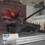 The Tank that crashed through the Palace Gates