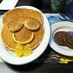 Sharon's 2 Pancakes & Sausage Patties