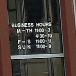 Penang Restaurant Hours of Operation
