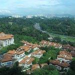 looking north of Kuala Lumpur