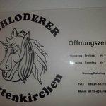 Foto de Schloderer Bierstuberl