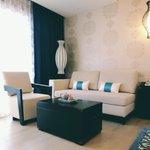 Club room living area