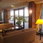 IC Frankfurt - Club lounge