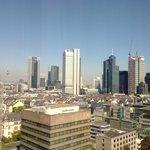 IC Frankfurt - Mainhatten skyline