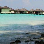Beach float rooms