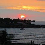 Sunset view Mauna Lani