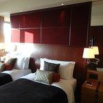 実際に泊まった部屋。クラブルーム34階