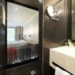 Badezimmer Superior Zimmer mit Blick auf den Fluss