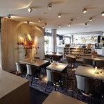 "Restaurant ""Le Gril"" im Designhotel ÜberFluss"
