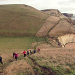 Lulworth Cove trail