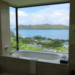 View from the bathroom