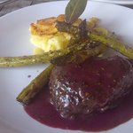 Odullu sef Aybek Surdum'un ellerinden pepper steak