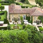 The majestic Borgo Santo Pietro villa and gardens