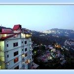Hotel veiw