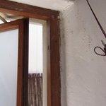 Fenster in Badezimmer