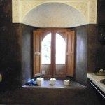 Fenêtre de la salle de bain Sultane