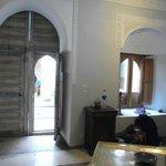 Vue de la chambre Sultane
