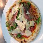Authentic Italian pizzas. Every Thursdays night.