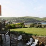 Enjoy fantastic views of Hope Cove